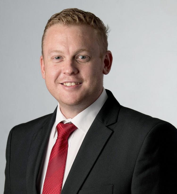 Etienne Van Der Merwe - Director, LLB (NWU)