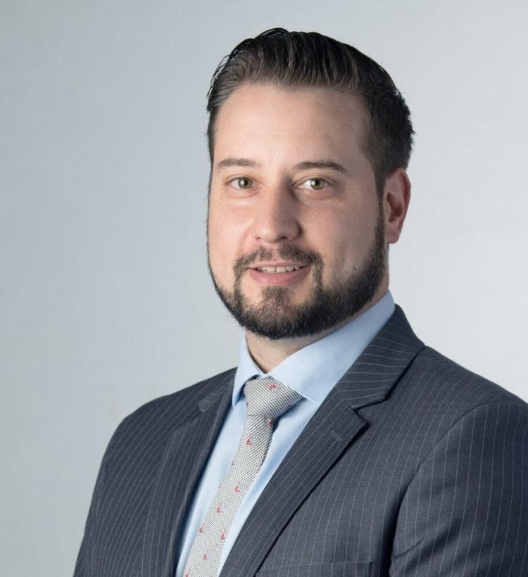 Samuel Rosseau - Associate, BA (Rhodes) Hons (Vega) LLB (UKZN)